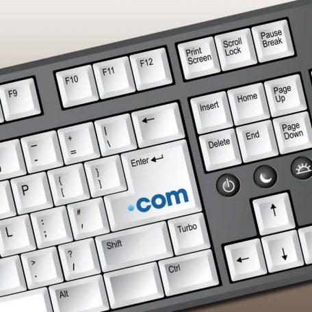 .COM domain regisztráció