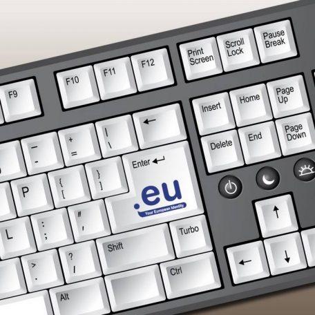 .EU domain regisztráció