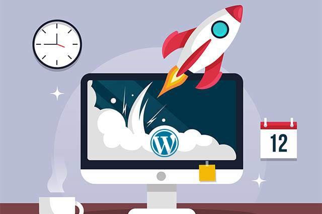 Tárhelybérlés - WordPress tárhely
